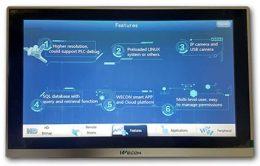 HMI Wecon PI. Сенсорные панели оператора