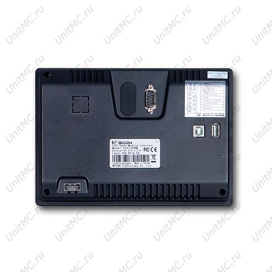 Сенсорная панель оператора HMI LEVI700ML вид сзади