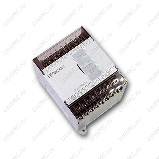 Промышленный ПЛК LX3V-0806MT Wecon