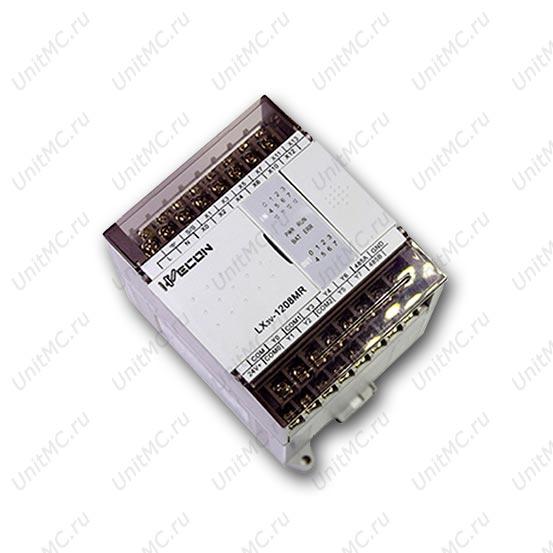 PLC контроллер LX3V-1208MR Wecon