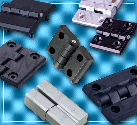 Петли промышленные пластиковые и металлические. Изображение для раздела каталога