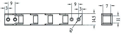Чертеж.Гибкая-энергоцепь-TP7(кабельный-трак)