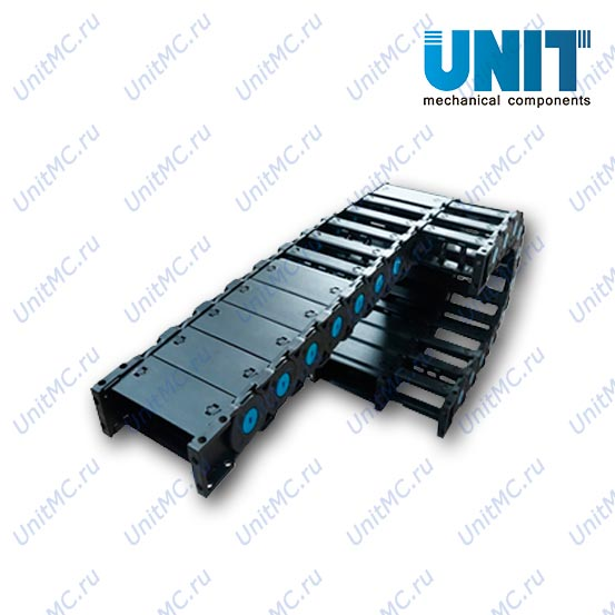 Кабеленесущая цепь эстетичная TLX56K(кабельная цепь)