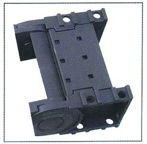 Усиленный повдвижный кабель канал TZ62(кабельный трак)