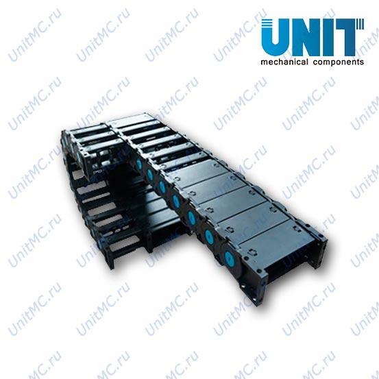 Эстетичная цепь кабеленесущая TLX45F (гибкий кабель канал)