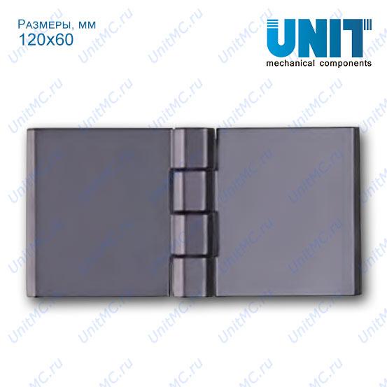 Петля металлическая со шпильками FL060-1A