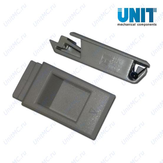 Защелка слайдер LS725-1 пластиковая