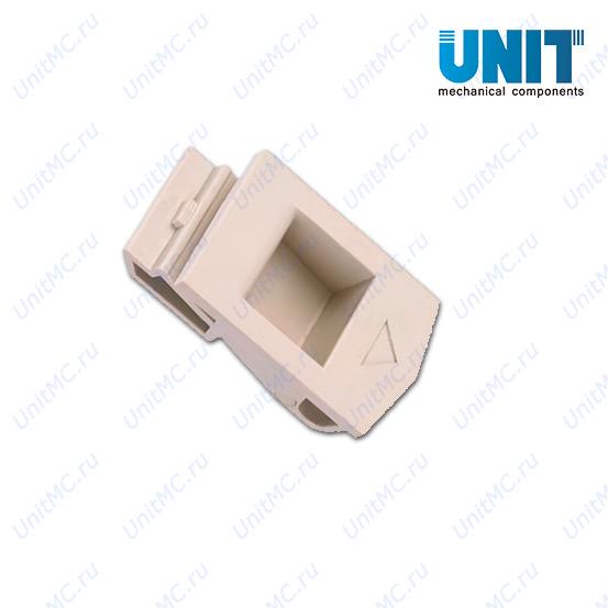 Защелка слайдер пластиковая LS725-2