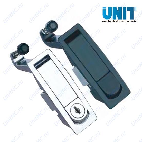 Замки-ручки компрессионные FeiLei MS606 для металлических шкафов