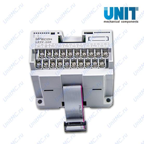 Wecon-LX3V-4AD-модуль-PLC