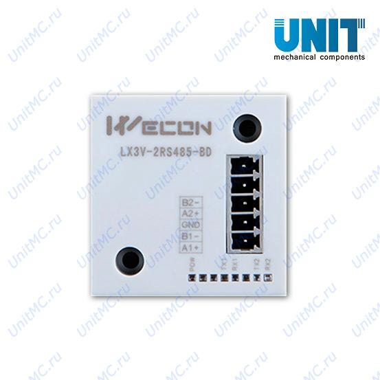 Wecon LX3V-2RS485-BD