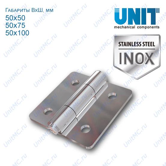 Накладная петля металлическая SIM